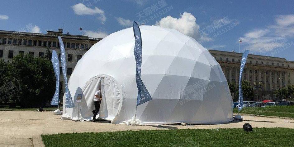 球形展示篷房