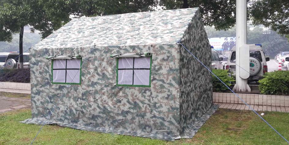 3.2*3.7米迷彩帐篷